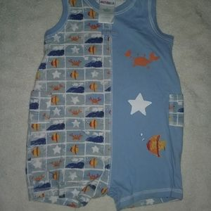 Infant short set